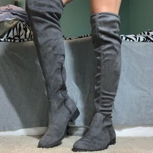 NWOT knee-high boots!!!